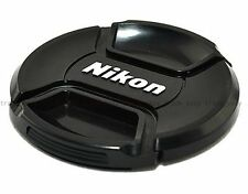 NEW 72mm Front Lens Cap Snap-on Cover for Nikon Camera