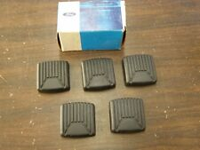 NOS OEM Ford 1959 1964 Galaxie Pedal Pads 1960 1961 1962 1963 1964 Thunderbird