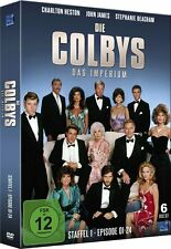 "DVD-Box ""Die Colbys-Das Imperium (Staffel 1 - Episode 01-24)*NEU OVP(6 Disc Set)"