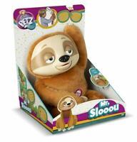 Club Petz Mr slooou talking sloth