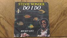 Vinyle 45 Tours « Stevie Wonder - Do I Do » Très Bon Etat.