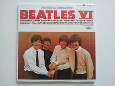 "Beatles ""Beatles VI"" USA Limited Edition CD vinyl replica NEW sealed"