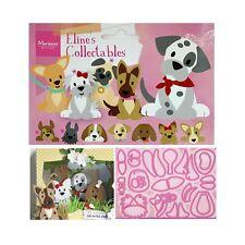 Puppy Metal Die Cut Stencil Eline's Dog Marianne Cutting Dies Animals COL1464
