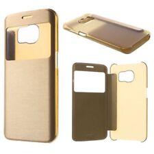 Fundas con tapa Para Samsung Galaxy S6 edge para teléfonos móviles y PDAs