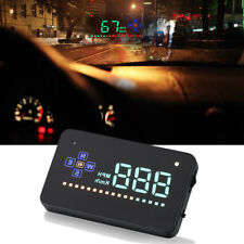 Universal Car GPS HUD Digital Head Up Display Truck Speedometer Speed Navigation