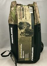 Realtree Fearless Duffle Cargo Bag Top Load Hunting Shooting Fishing Gym Tote