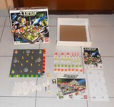 Gioco LEGO LUNAR COMMAND Perfetto Lego 3842 Completo 2009 Fantascienza