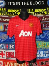 4.5/5 Manchester United adults XL 2012 football shirt jersey trikot soccer