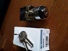 Interrupteur double à clef -Telemecanique NEUF (Nf)   XB2-BG33