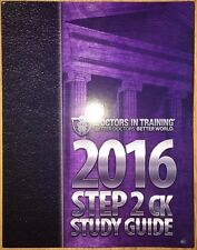 Doctors in training USMLE Step 2 CK DIT 2016 Brand New