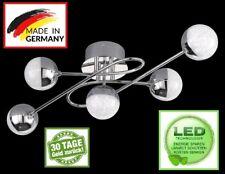 Honsel 22170 LED Deckenleuchte Mitra LED Lampe Kugel chrom acryl glas  Leuchte