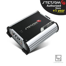 Stetsom Hl 2000.4 2000w 4 Channels 2 Ohm Car Audio Amplifier 3 Day Delivery