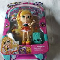 Shopkins Shoppies World Vacation Doll SPAGHETTI SUE Visits Italy Accessories