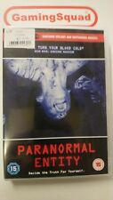 Paranormal Entity DVD, Supplied by Gaming Squad Ltd