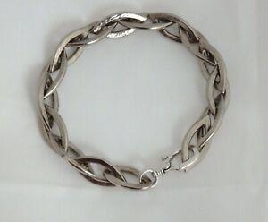 BRAND NEW Gurhan Midnight Bangle Bracelet in Sterling Silver MSRP 2,400