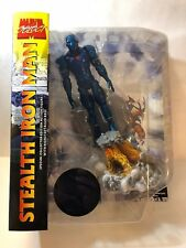 Marvel Select Stealth Iron Man Special Collector Action Figure