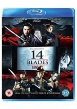 14 Blades [Blu-ray] [DVD][Region 2]