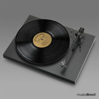 PRO-JECT DEBUT III TURNTABLE - MATTE BLACK - NEW