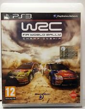 WRC (ENG+ITA) [Playstation 3 PS3 2010] Usato Garantito