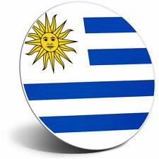 Awesome Fridge Magnet - America Montevideo Flag Uruguay Cool Gift #9164