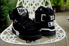 Patrick Ewing 33 HI noir baskets sneakers Us 8 Eur 41 Uk 7 Ewing Athletics