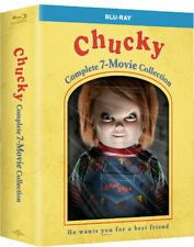 Chucky: Complete 7-Movie Collection (Blu-ray New)