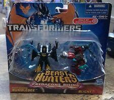 Transformers Prime Beast Hunters / BUMBLEBEE & BLIGHT / Predacons Rising TARGET