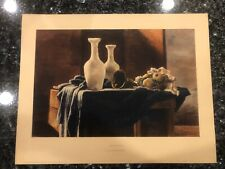 THE SENTINELS BY ALEXANDER BROOK LIVING AMERICAN ART LITHOGRAPH VINTAGE PRINT