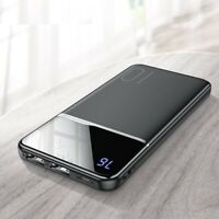 Portable Power Bank 10000mah USB External Battery Universal Charging For iPhone