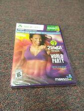 Zumba Fitness World Party (Microsoft Xbox 360, 2013)