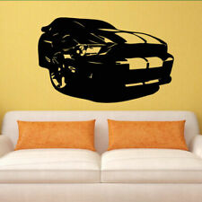 Wall Decal Sticker Vinyl Cars Race Bolide Track Speed Sport Wheel Children M798