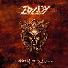 EDGUY - HELLFIRE CLUB - NEW CD ALBUM