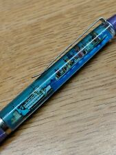 VINTAGE ADVERTISING FLOATING FLOATY FLOAT INK PEN- STATUE OF LIBERTY NEW YORK