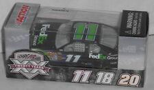 2011 DENNY HAMLIN #11 FedEx Ground 1:64