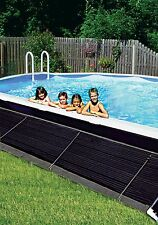 Swimming pool solar heater panel. FREE HEAT! new