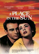 A PLACE IN THE SUN NEW DVD Elizabeth Taylor Montgomery Clift Shelley Winters