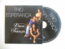 TRIO ESPERANCA : DOCE FRANCA ♦ CD ALBUM PORT GRATUIT ♦