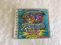 The Learning Company Zoombinis Logical Journey CD-ROM Windows 95/98 Me/2000 Mac
