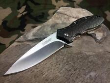Kershaw Oso Sweet Folding Knife Assist Open Folder Pocket Stainless Reverse 1830