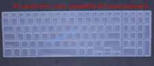 Keyboard Skin Cover for Dell Inspiron 17-5000 5748 5749 5758 5759 5755 laptop
