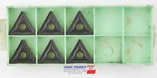 6 x WALTER Wendeschneidplatte zum Drehen TNMM 270612-NRF, WPP20 Nr. 586430-947
