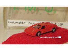 IMU 12030 ro Lamborghini Countach rot ,1:160,Metallmodell, Spur N !,neu,OVP