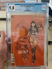 Future State: Wonder Woman #1 Second Printing CGC 9.8