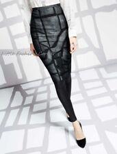 RRP €420 ✨MAX MARA Liu Wei Virgin WOOL Blend  Skirt USA4_ IT38_D34_ GB6_ FR36