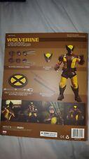 Mezco Toys 1:12 Marvel X-Men Wolverine Action Figure