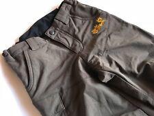 JACK WOLFSKIN Tolle braune Softshellhose Outdoorhose Gr.116
