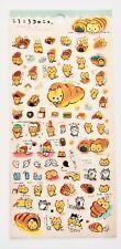 San-X Corocoro Coronya bread cat cute kawaii kitsch stickers