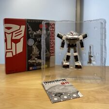 Transformers Masterpiece MP-04 PROWL TRU Exclusive Opened Complete with Box LN