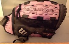 "11"" Pink Fast Pitch Righty Mitt"