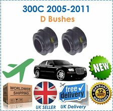 For Chrysler 300C 2005-2011 2 Front Anti Roll Bar D Bushes New OE Quality